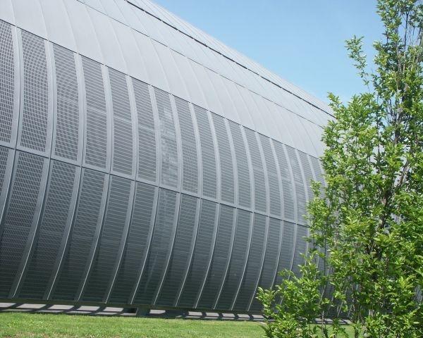 Tecnologia VM Zinc per il Centro Bennet