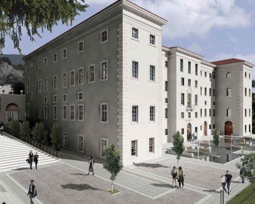 Recupero di Palazzo Piomarta: il progetto per una terza vita