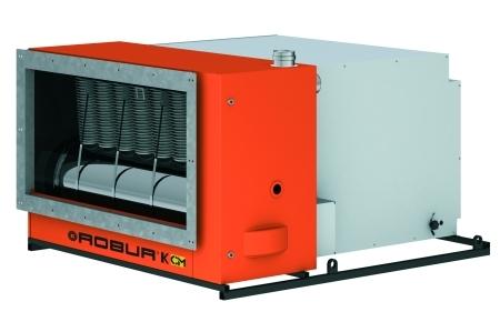 Generatori d'aria calda Robur Serie K