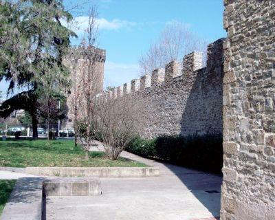 Mura a nuovo per una città antica