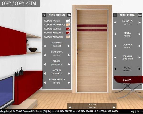 Personalizzazione garantita su www.door-2000.it