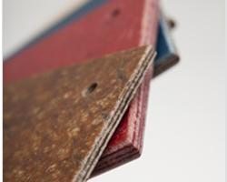 Pannelli in materiale biocomposito