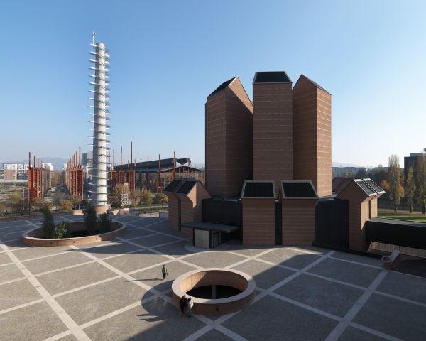 Chiesa del Santo Volto a Torino