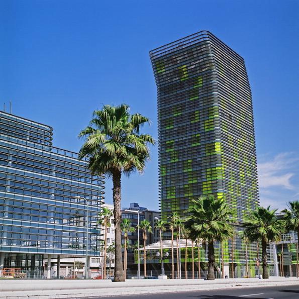 La Torre Woermann a Las Palmas