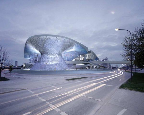 BMW Welt: un'architettura innovativa per Monaco di Baviera