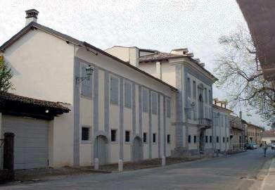 Palazzo Strassoldo restaurato da Rofix