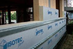 Isotec parete isolamento termico delle facciate