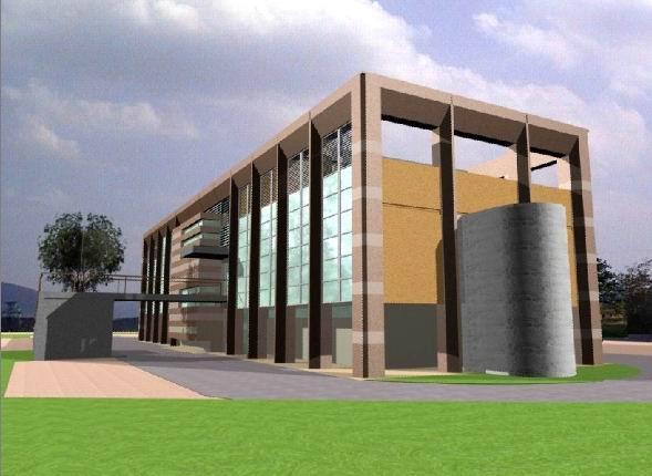 La nuova palazzina del Gruppo Centro Nord