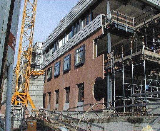 GRC: quando il cemento si unisce alle fibre di vetro