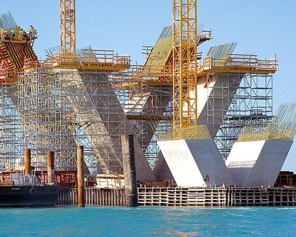 Soluzioni Peri per il ponte Saadiyat di Abu Dhabi