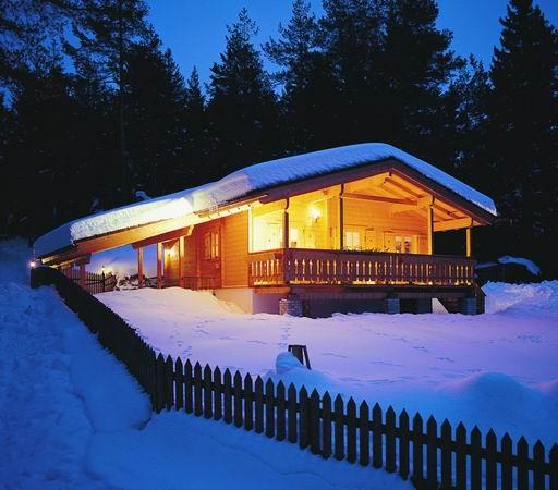 Una casa in legno rubner haus for Rubner prezzi