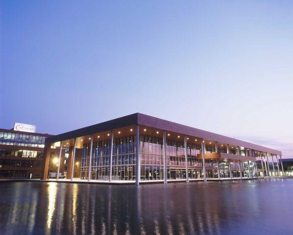 Un campus per la Infineon