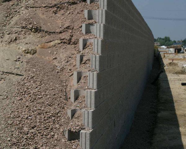 Le murature in terra rinforzata: una valida alternativa alle tradizionali opere di sostegno