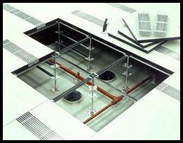 Pavimento sopraelevato per interni - Pavimento galleggiante per interni ...