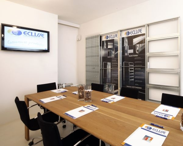 Inaugurato a Milano lo showroom Eclisse per i professionisti