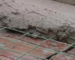 Rinforzo di solai con struttura lignea, metallica o in laterocemento