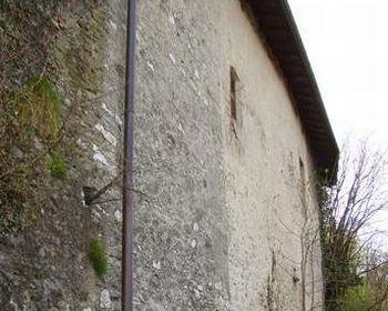 Chiesa di San Biagio a Cittiglio, l'intervento di Bossong