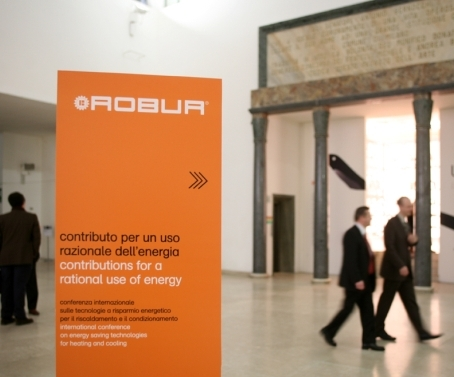 Robur per il risparmio energetico