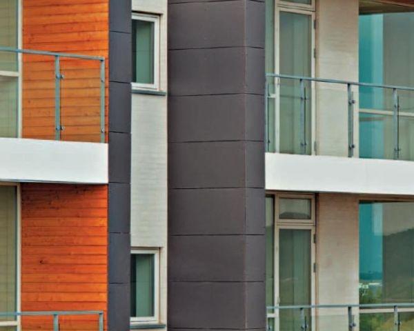 Pannelli in fibrocemento per un'edilizia funzionale, naturale e creativa