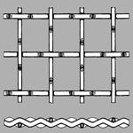 Tele e reti metalliche per armature e protezioni