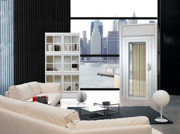 ELEVATORE DOMUSLIFT LUXURY COLLECTION