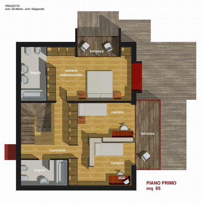 Rubner haus presenta un nuovo concetto di blockhaus for Costruire un nuovo costo di casa