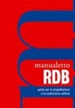 Manualetto RDB guida per la progettazione e la costruzione edilizia
