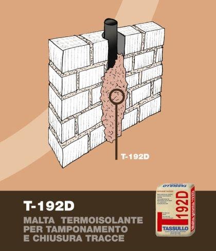 T192D: MALTA DA INTONACO