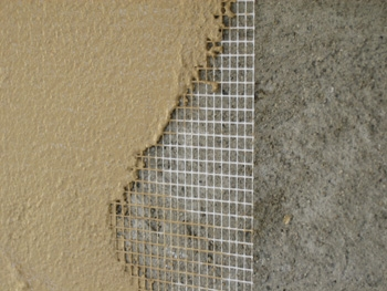 Arriglass, reti di rinforzo per intonaci