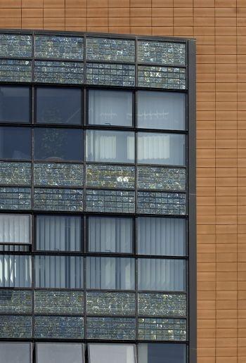 Un edificio intelligente la nuova sede della cmb di roma - Finestre schuco dwg ...