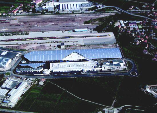 Il know how Hörmann per la sede della Trentino trasporti