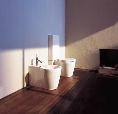 Accessori Bagno Philippe Starck.Duravit E Il Bagno Di Philippe Starck