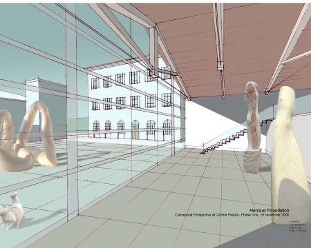 Il progetto del futuro museo d'impresa della Henraux: la storia viva del marmo