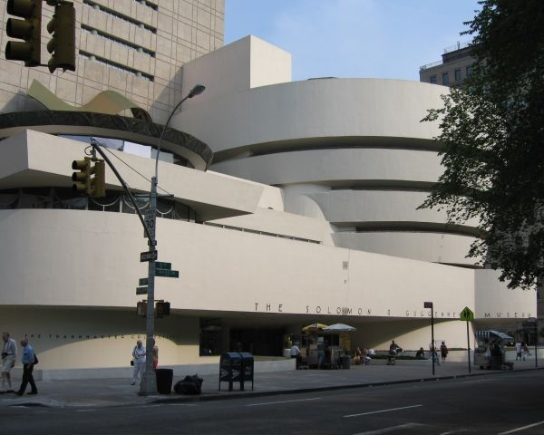 The Guggenheim… restored