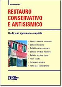 Restauro conservativo e antisismico