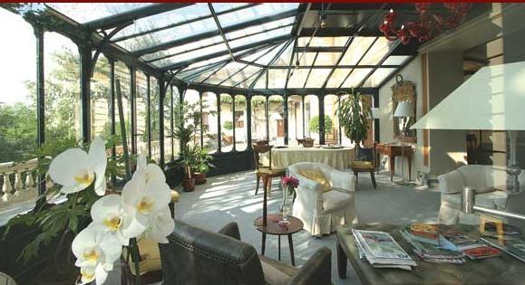 Giardini d 39 inverno e verande for Giardino invernale