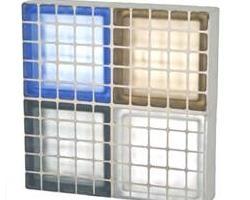 """Le nuove frontiere del mattone di vetro: il mattone di vetro """"Mosaico"""""""
