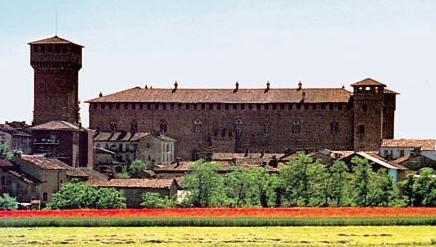 Il castello visconteo di sant angelo lodigiano - Piscina s angelo lodigiano ...