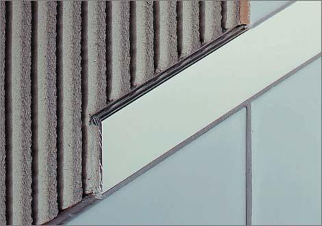 Profili decorativi di chiusura - Profili acciaio per piastrelle prezzi ...