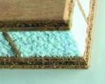 Pannelli compositi con inserto in schiuma