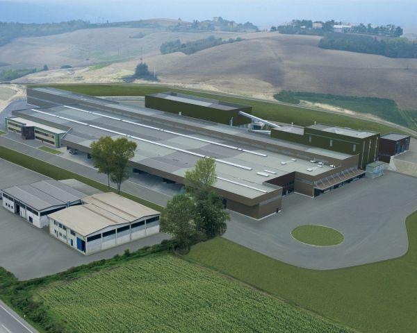 Inaugurato il nuovo stabilimento Fassa Bortolo di Calliano