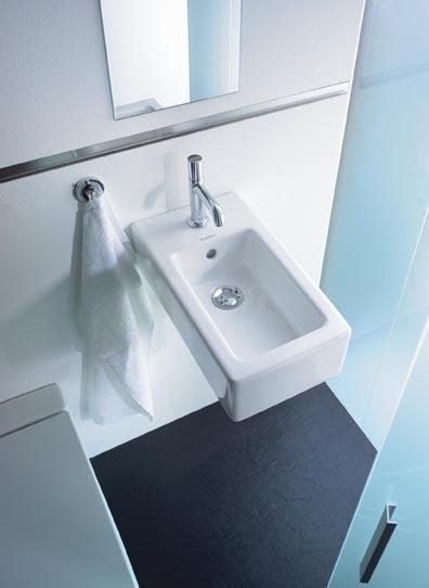 bagni piccolissimi progetti lavabi serie vero