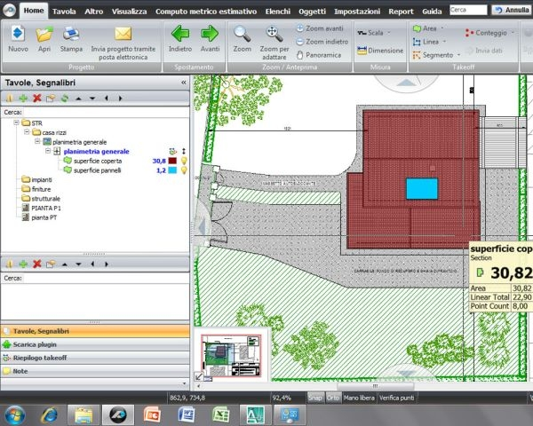 PlanSwift, dal disegno al computo in modo facile e preciso