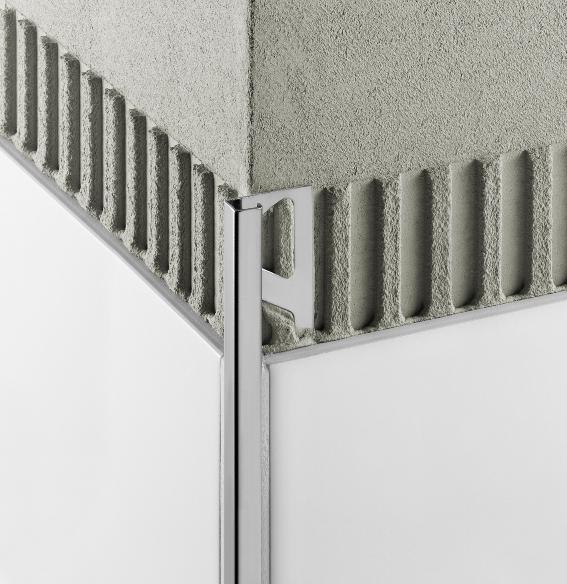 Profili decorativi di chiusura - Profili jolly per piastrelle ...