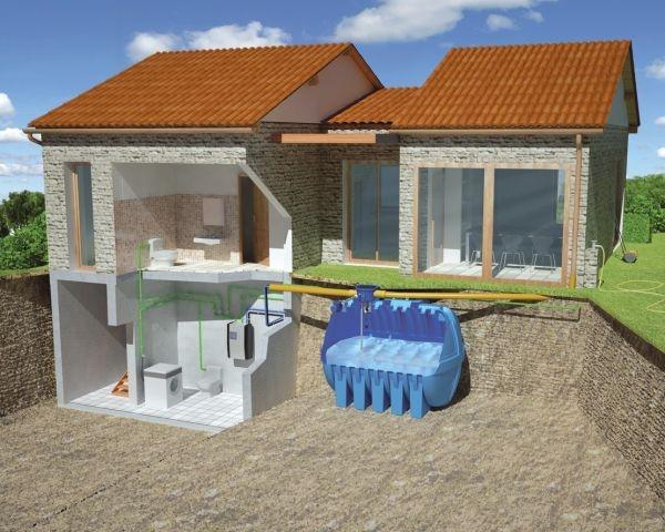 Isea: nuove soluzioni per il recupero delle acque piovane