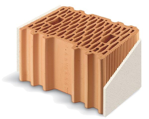 Nuovo blocco Porotherm Bio-Plan 38 T – 0,11
