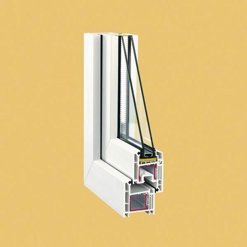 Rehau thermo design un caldo inverno all 39 insegna del - Finestre pvc rehau ...