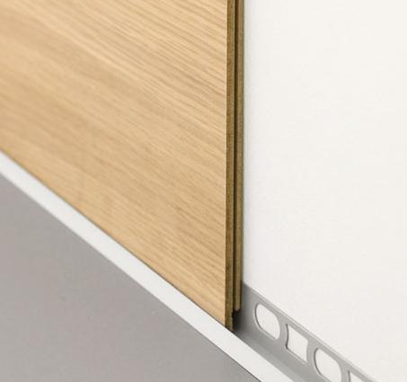 Perline in legno per pareti