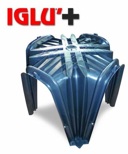 La famiglia Iglu'® di Daliform Group si allarga