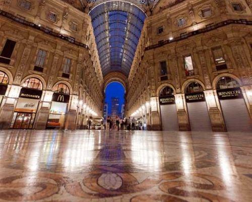 Conclusi i lavori di restauro della Galleria Vittorio Emanuele II di Milano